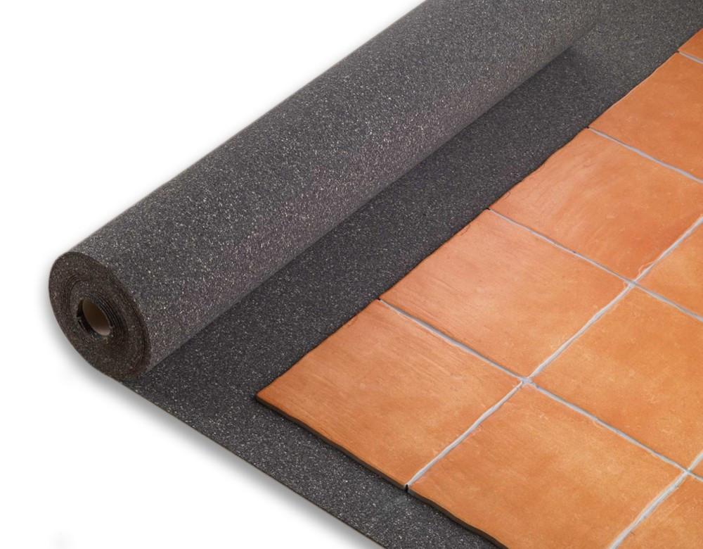 Isol carrelage se12ma03 solutions elastom res for Sous couche carrelage